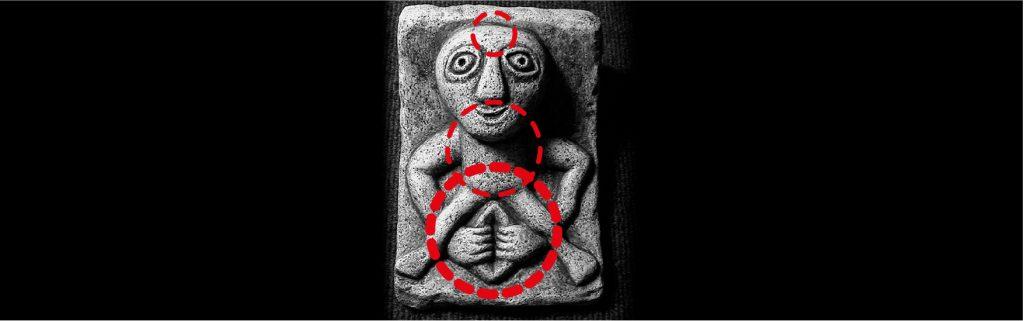 Diosa de la fertilidad celta.